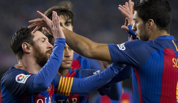 Barcelonadan Messi ve Iniesta açıklaması