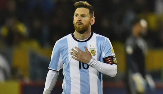 Messi 9 ay sonra Arjantin Milli Takımına davet edildi