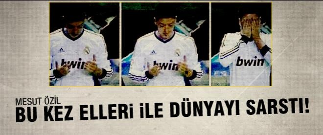 Mesut Özil o fotoğraf için ilk kez konuştu!