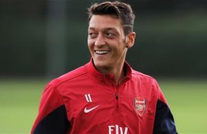 Mesut Özil'e yıldızlar listesinde yer verilmedi