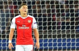 Arsenal, Mesut'un golüyle kazandı
