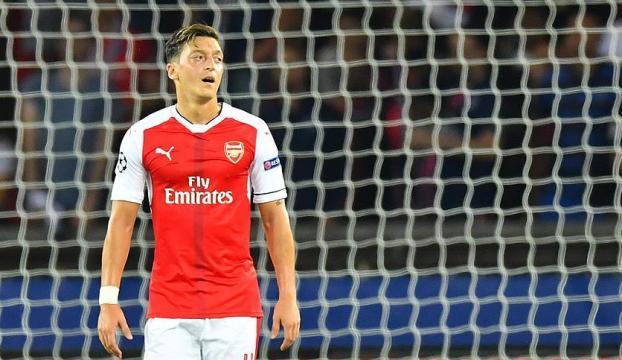 Arsenal, Mesutun golüyle kazandı