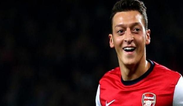 Çinde Mesut Özil sevgisi