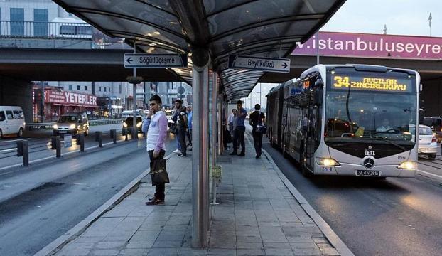 İstanbulda toplu taşıma ücretlerine zam geldi