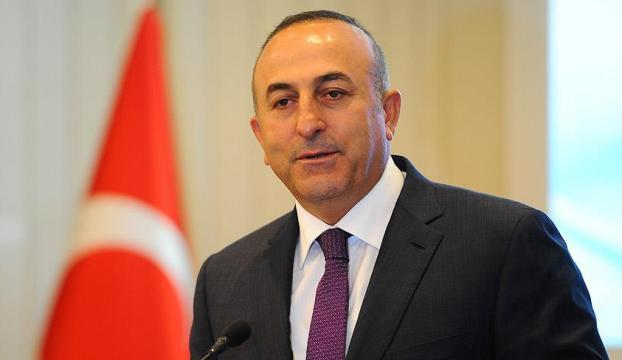 Dışişleri Bakanı Çavuşoğlu ABDde