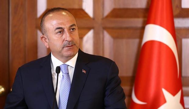 Dışişleri Bakanı Çavuşoğlu Ürdünde