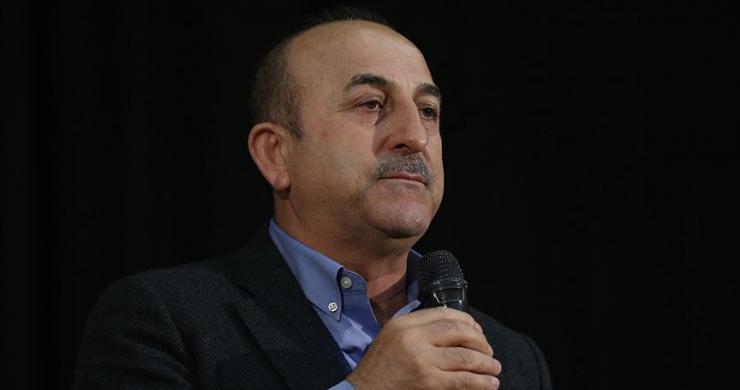 Dışişleri Bakanı Çavuşoğlu, Yeni Zelanda'da iki camideki katliamı kınadı