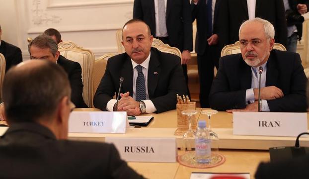 """""""Rusya, İran ve Türkiye, Suriye krizinin çözümünde garantörlük yapmaya hazır"""""""