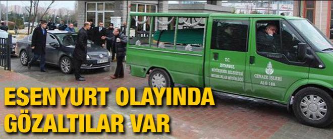 MHP saldırısında 4 kişi gözaltına alındı