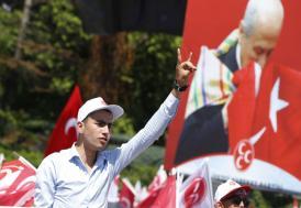 MHP'nin milletvekili sayısı arttı