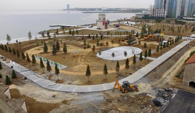 İstanbulun millet bahçeleri yarın açılıyor
