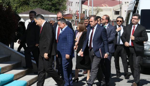 Milli Eğitim Bakanı Yılmaz Gaziantepte