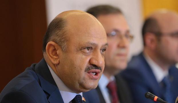 Milli Savunma Bakanı Işık: 6 bin 511 kişi TSKdan çıkarıldı
