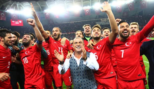 Türkiye FİFA sıralamasında 24. sıraya çıktı