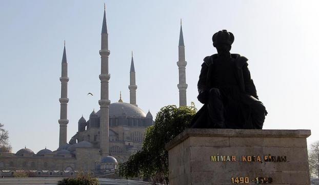 Mimar Sinan memleketi Kayseride anıldı