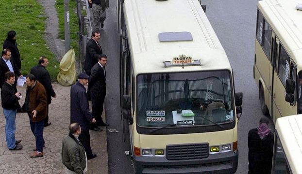 İstanbulda güvenli minibüs sayısı 2 bine ulaştı