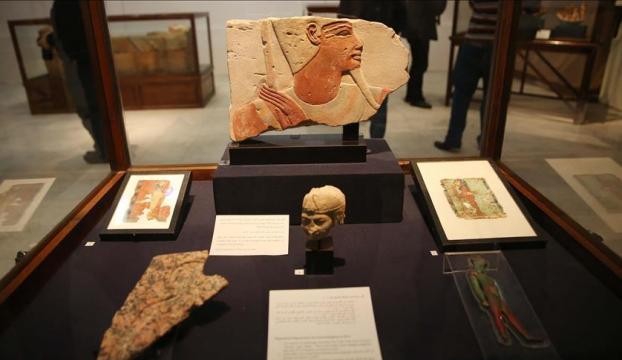 Mısırda son 50 yılda 33 bin civarında tarihi eser kayboldu