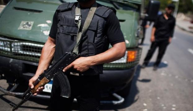 Mısırda polise silahlı saldırı