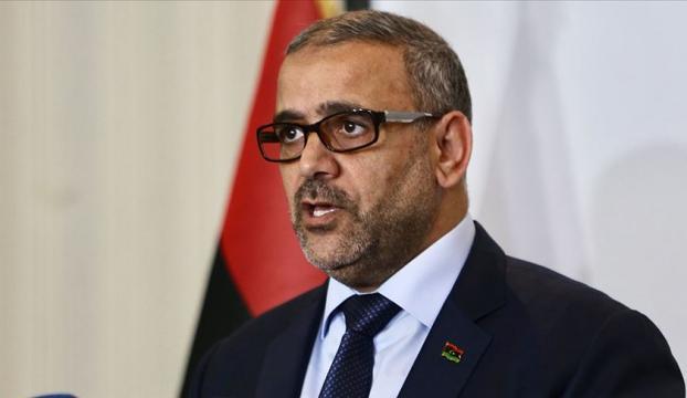"""Libya Devlet Yüksek Konseyi Başkanı Mişri: """"Bir ayda (Haftere destek için) 110dan fazla kargo uçuşu yapıldı"""""""