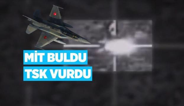 PKKnın tepe kadrosuna ağır darbe