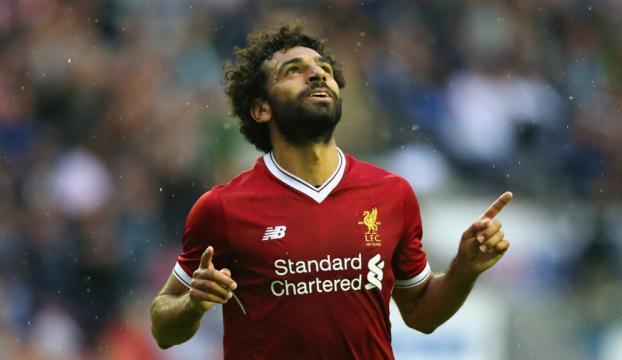 2017nin en iyi Afrikalı futbolcusu Salah