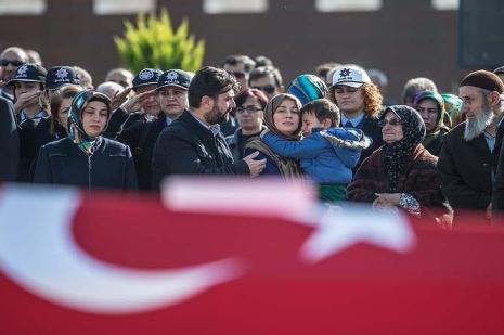 Şehit Safitürk saldırısını planlayan yakalandı!