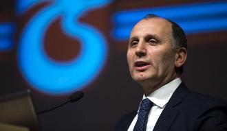 Trabzonspor Başkanı Usta, Beşiktaş'ı tebrik etti