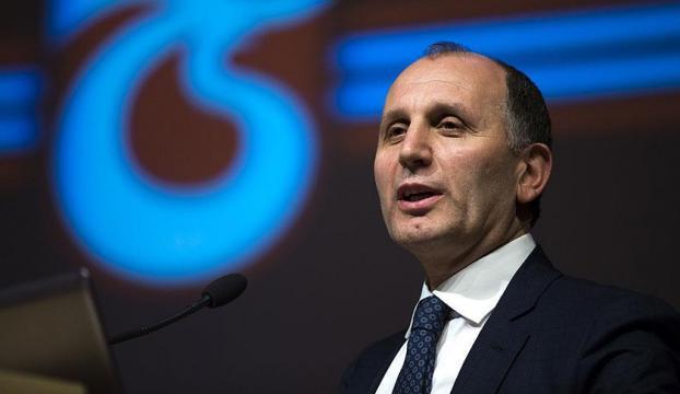 Trabzonspor Başkanı Usta, Beşiktaşı tebrik etti