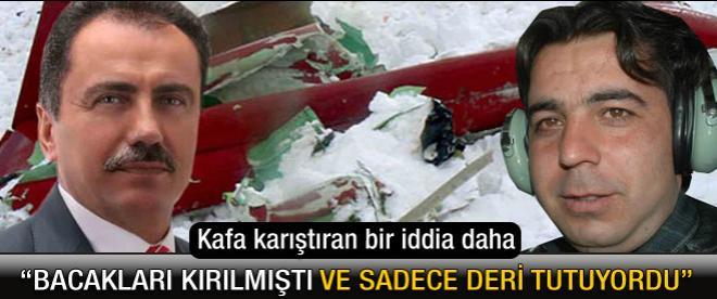 Yazıcıoğlu'nun ölümü için şok iddialar