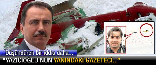 Muhsin Yazıcıoğlu kazasıyla ilgili bir şok iddia daha!