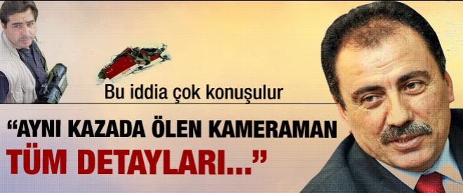 Yazıcıoğlu kazasına dair çarpıcı bir iddia daha