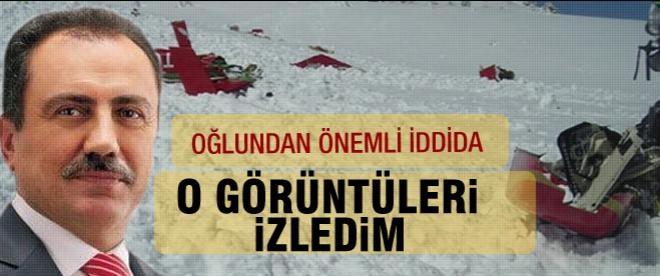 Muhsin Yazıcıoğlu'nun oğlundan önemli iddia!