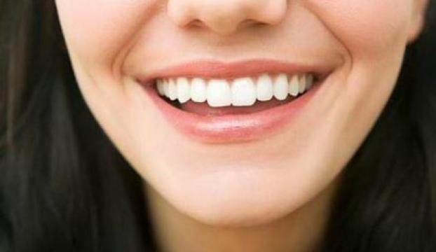 Muhteşem bir gülümseme için...