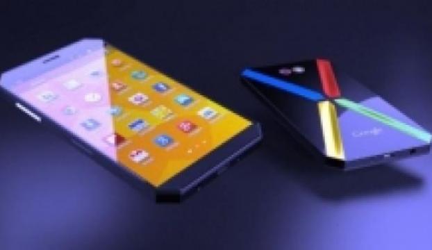 Nexus akıllı telefon konseptleri