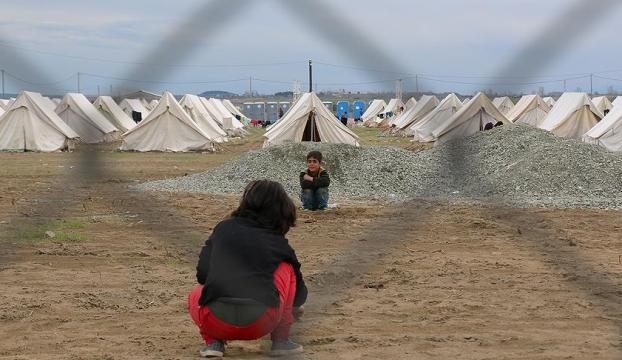 Yunanistanda ölüme terkedilmiş 70 sığınmacı bulundu