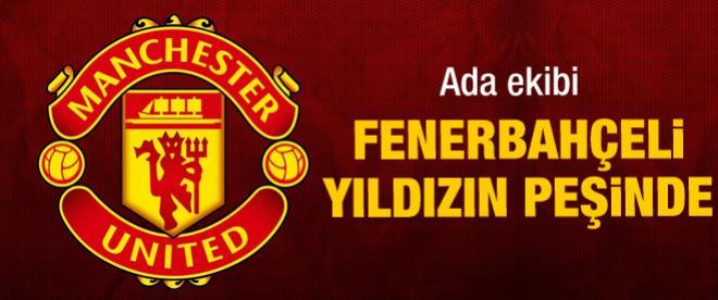 M.United Fenerbahçeli yıldızı istiyor