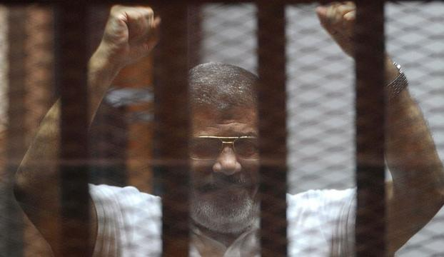 Muhammed Mursinin cenazesi defnedildi
