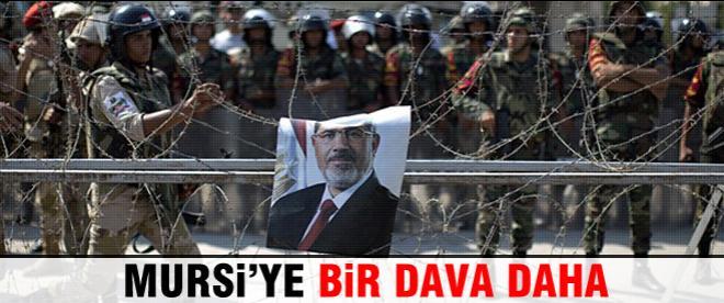 Mursi'ye bir dava daha