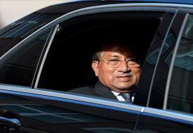 """Eski Pakistan Cumhurbaşkanı Müşerref """"idama mahkum edildi"""