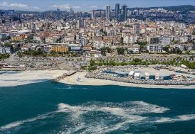 Bakan Kurum, Marmara Denizi'nden 6 günde 2 bin 166 metreküp müsilaj temizlendiğini bildirdi