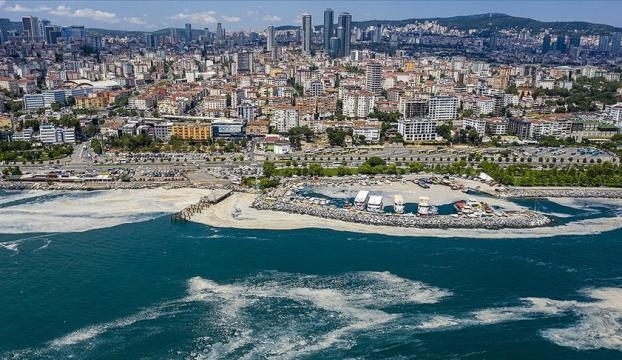 Marmara Denizinin oksijen seviyesini artıracak cihazlar denize bırakıldı