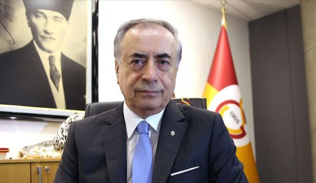 """Galatasaray Kulübü Başkanı Mustafa Cengiz: """"Tarihi bir karar"""""""