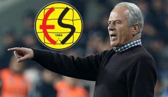 """Mustafa Denizli : """"Eskişehirspor'a bir hedef için geldim"""""""
