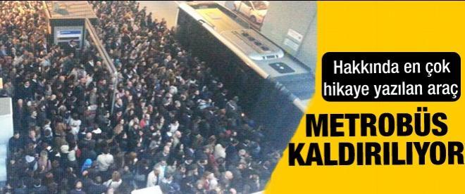 Mustafa Ilıcalı: Metrobüs kaldırılabilir