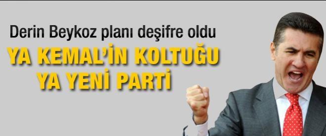Mustafa Sarıgül'ün planı belli oldu