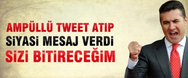 Sarıgül'den ampüllü tweet