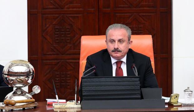TBMM Başkanı : Mustafa Şentop