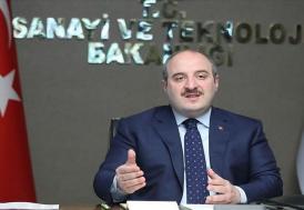 Sanayi ve Teknoloji Bakanı Varank: Mayısta en hızlı toparlanan ilk üç ülkeden biri olduk