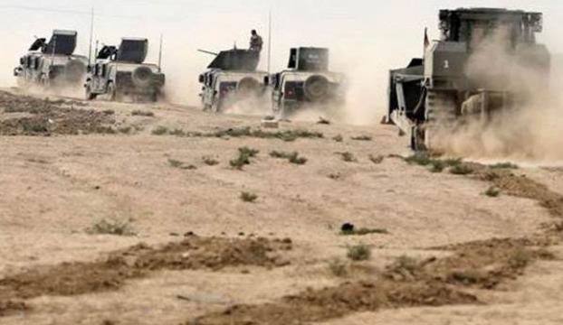 Irak güçleri Musula ilerliyor
