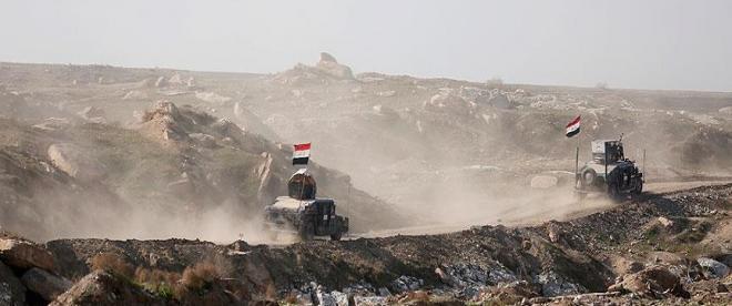 Musulda 151 DEAŞ militanı öldürüldü